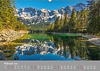 Naturparadies Zugspitzarena (Wandkalender 2019 DIN A2 quer) - Produktdetailbild 2