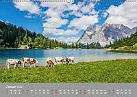 Naturparadies Zugspitzarena (Wandkalender 2019 DIN A2 quer) - Produktdetailbild 1