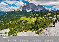 Naturparadies Zugspitzarena (Wandkalender 2019 DIN A2 quer) - Produktdetailbild 3