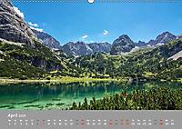 Naturparadies Zugspitzarena (Wandkalender 2019 DIN A2 quer) - Produktdetailbild 4