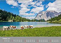 Naturparadies Zugspitzarena (Wandkalender 2019 DIN A3 quer) - Produktdetailbild 1