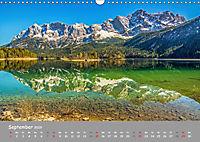 Naturparadies Zugspitzarena (Wandkalender 2019 DIN A3 quer) - Produktdetailbild 9