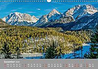 Naturparadies Zugspitzarena (Wandkalender 2019 DIN A3 quer) - Produktdetailbild 12