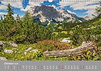 Naturparadies Zugspitzarena (Wandkalender 2019 DIN A3 quer) - Produktdetailbild 10