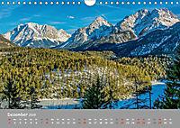 Naturparadies Zugspitzarena (Wandkalender 2019 DIN A4 quer) - Produktdetailbild 12