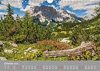 Naturparadies Zugspitzarena (Wandkalender 2019 DIN A4 quer) - Produktdetailbild 10