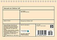 Naturpark am Stettiner Haff (Tischkalender 2019 DIN A5 quer) - Produktdetailbild 13