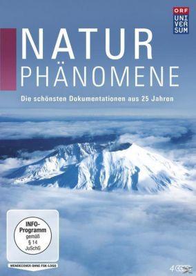 Naturphänomene - Die schönsten Dokumentationen aus 25 Jahren UNIVERSUM, Josef P. Glanz