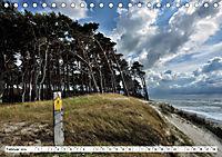 Naturschauspiel Darsser Weststrand (Tischkalender 2019 DIN A5 quer) - Produktdetailbild 2