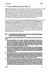 Naturschutzgesetz (NatSchG) Baden-Württemberg, Kommentar - Produktdetailbild 5