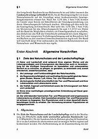 Naturschutzgesetz (NatSchG) Baden-Württemberg, Kommentar - Produktdetailbild 2