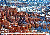 Naturwunder aus Stein im Westen der USA (Wandkalender 2019 DIN A4 quer) - Produktdetailbild 1