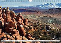 Naturwunder aus Stein im Westen der USA (Wandkalender 2019 DIN A4 quer) - Produktdetailbild 4