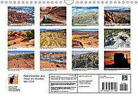 Naturwunder aus Stein im Westen der USA (Wandkalender 2019 DIN A4 quer) - Produktdetailbild 13