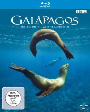 Naturwunder Galapagos - Inseln, die die Welt veränderten, Gail Willumsen