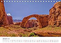 Naturwunder mit Indian Spirit (Tischkalender 2019 DIN A5 quer) - Produktdetailbild 1