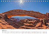 Naturwunder mit Indian Spirit (Tischkalender 2019 DIN A5 quer) - Produktdetailbild 4
