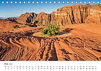 Naturwunder mit Indian Spirit (Tischkalender 2019 DIN A5 quer) - Produktdetailbild 5