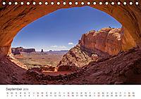 Naturwunder mit Indian Spirit (Tischkalender 2019 DIN A5 quer) - Produktdetailbild 9