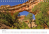 Naturwunder mit Indian Spirit (Tischkalender 2019 DIN A5 quer) - Produktdetailbild 7