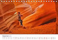 Naturwunder mit Indian Spirit (Tischkalender 2019 DIN A5 quer) - Produktdetailbild 12
