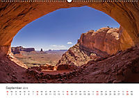 Naturwunder mit Indian Spirit (Wandkalender 2019 DIN A2 quer) - Produktdetailbild 9