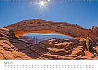 Naturwunder mit Indian Spirit (Wandkalender 2019 DIN A2 quer) - Produktdetailbild 4