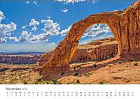 Naturwunder mit Indian Spirit (Wandkalender 2019 DIN A2 quer) - Produktdetailbild 11