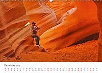 Naturwunder mit Indian Spirit (Wandkalender 2019 DIN A2 quer) - Produktdetailbild 12