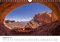 Naturwunder mit Indian Spirit (Wandkalender 2019 DIN A4 quer) - Produktdetailbild 9