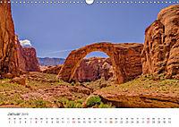 Naturwunder mit Indian Spirit (Wandkalender 2019 DIN A3 quer) - Produktdetailbild 1