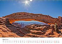 Naturwunder mit Indian Spirit (Wandkalender 2019 DIN A3 quer) - Produktdetailbild 4