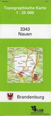 Nauen 1 : 25 000 -  pdf epub