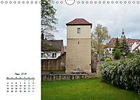 Naumburg/Saale - Bilder einer liebenswerten Stadt (Wandkalender 2019 DIN A4 quer) - Produktdetailbild 3