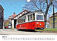 Naumburgs historische Strassenbahn (Wandkalender 2019 DIN A4 quer) - Produktdetailbild 5