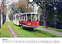 Naumburgs historische Strassenbahn (Wandkalender 2019 DIN A4 quer) - Produktdetailbild 7