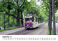 Naumburgs historische Strassenbahn (Wandkalender 2019 DIN A4 quer) - Produktdetailbild 9