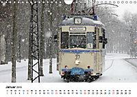 Naumburgs historische Strassenbahn (Wandkalender 2019 DIN A4 quer) - Produktdetailbild 1