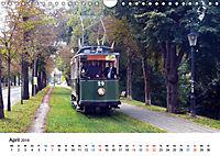 Naumburgs historische Strassenbahn (Wandkalender 2019 DIN A4 quer) - Produktdetailbild 4