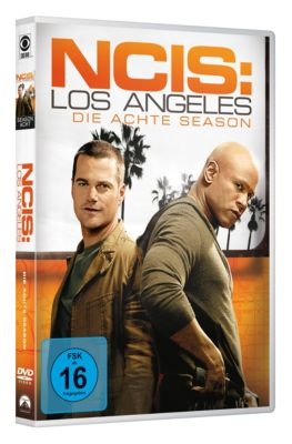 NCIS Los Angeles - Staffel 8, Daniela Ruah,Barrett Foa Chris O'Donnell