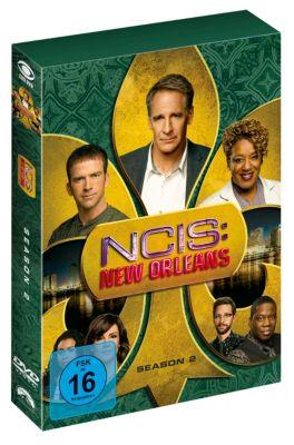 NCIS: New Orleans - Staffel 2, Lucas Black,Zoe McLellan Scott Bakula