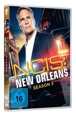 NCIS: New Orleans - Staffel 3, Lucas Black,Zoe McLellan Scott Bakula