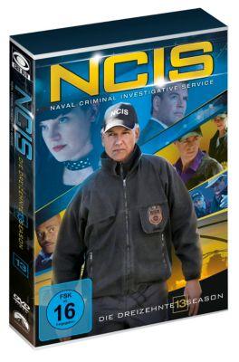 NCIS - Staffel 13, Pauley Perrette,Mark Harmon Michael Weatherly