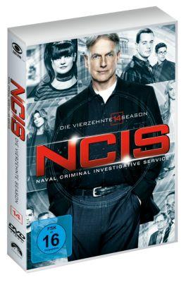 NCIS - Staffel 14, Pauley Perrette,Sean Murray Mark Harmon