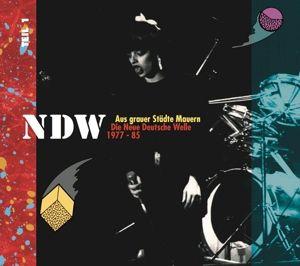 Ndw-Die Neue Deutsche Welle 1977-85,Teil 1, Diverse Interpreten