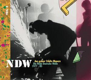 Ndw-Die Neue Deutsche Welle 1977-85,Teil 3, Various Artists
