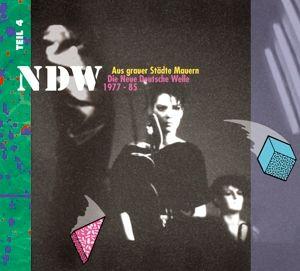 Ndw-Die Neue Deutsche Welle 1977-85,Teil 4, Diverse Interpreten