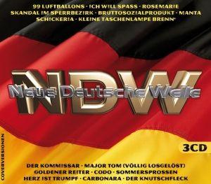 NDW - Neue deutsche Welle, Diverse Interpreten