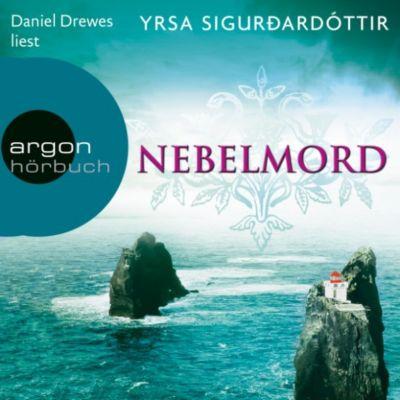 Nebelmord (Ungekürzte Lesung), Yrsa Sigurdardóttir