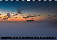 Nebelwelten Sächsische Schweiz (Wandkalender 2019 DIN A3 quer) - Produktdetailbild 1